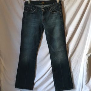 7 For All Mankind Bootcut jeans -size 29